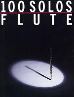 100 Solos - Flute Sheet Music