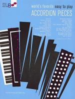 World's Favorite Easy to Play Accordion Pieces Sheet Music