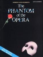 The Phantom Of The Opera Alto Saxophone Sheet Music