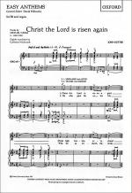 Christ the Lord is risen again Sheet Music