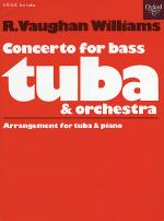 Concerto In F Minor For Bass Tuba And Orchestra Sheet Music