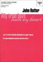 My true love hath my heart Sheet Music