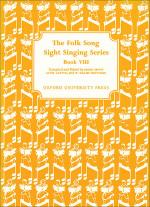 Folk Song Sight Singing Book 8 Sheet Music