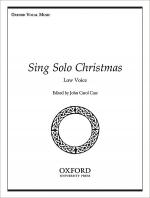 Sing Solo Christmas Sheet Music
