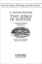 Two songs of winter Sheet Music