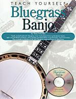 Teach Yourself Bluegrass Banjo Sheet Music