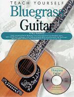 Teach Yourself Bluegrass Guitar Sheet Music