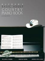 Alfred's Basic Adult Piano Course Country Songbook, Book 1 Sheet Music