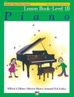 Alfred's Basic Piano Course Lesson Book - Level 1B (Universal Edition) Sheet Music