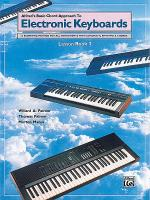 Chord Approach to Electronic Keyboards Lesson Book, Book 2 Sheet Music
