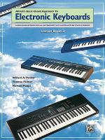 Chord Approach to Electronic Keyboards Lesson Book, Book 3 Sheet Music