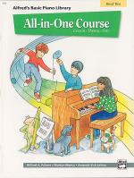Alfred's All-in-One Course (Book Two) Sheet Music