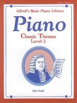 Alfred's Basic Piano Course: Classic Themes Book 2 Sheet Music