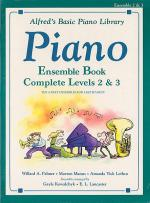 Alfred's Basic Piano Course - Ensemble Book Complete Levels 2 & 3 Sheet Music