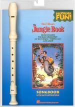 Recorder Fun! The Jungle Book Sheet Music