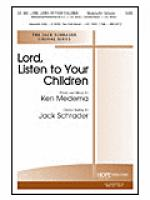 Lord, Listen To Your Children Sheet Music
