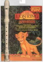 Recorder Fun! The Lion King Sheet Music