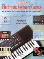 Alfred's Basic Electronic Keyboard Course Sheet Music