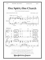 One Spirit, One Church Sheet Music