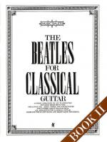 The Beatles For Classical Guitar Book 2 Sheet Music
