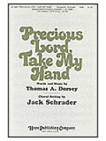 Precious Lord, Take My Hand Sheet Music