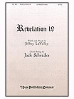 Revelation 19 Sheet Music