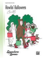 Howlin' Halloween Sheet Music