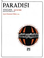 Toccata (from Sonata in A) Sheet Music