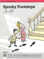 Spooky Footsteps Sheet Music