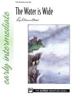The Water Is Wide - Solo Piano Sheet Music