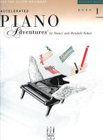 Accelerated Piano Adventures for the Older Beginner Sheet Music