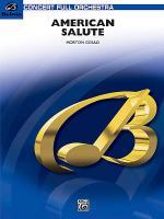 American Salute Sheet Music
