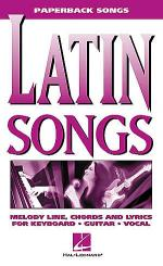 Latin Songs Sheet Music