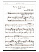 Worthy is the Lamb Sheet Music