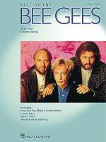 Best Of The Bee Gees - Easy Piano Sheet Music