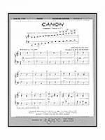 Canon Sheet Music