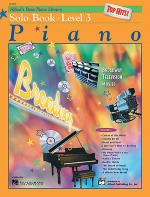 Alfred's Basic Piano Course - Top Hits! Solo Book (Level 3) Sheet Music
