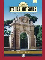 Gateway to Italian Songs and Arias Sheet Music