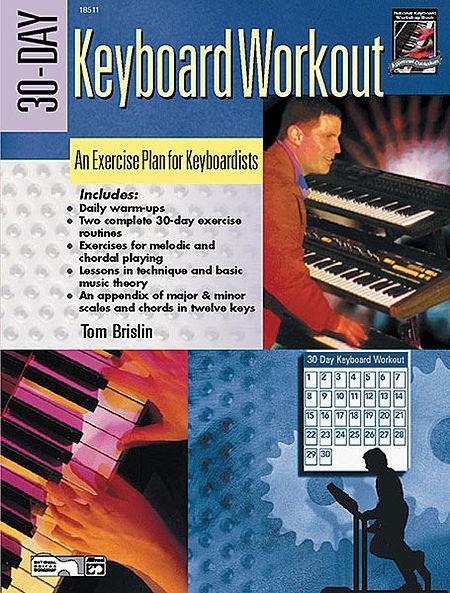 30-Day Keyboard Workout Sheet Music