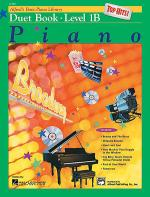 Alfred's Basic Piano Course - Top Hits! Duet Book Level 1B Sheet Music