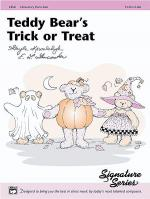 Teddy Bear's Trick or Treat Sheet Music
