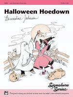 Halloween Hoedown Sheet Music