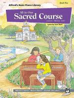 Alfred's All-in-One Sacred Course (Book Five) Sheet Music