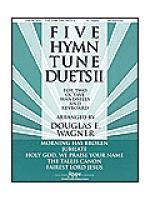 Five Hymn Tune Duets II Sheet Music