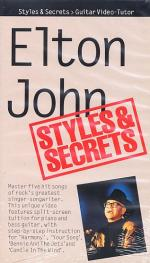 Styles And Secrets: Elton John Sheet Music