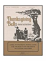 Thanksgiving Bells Sheet Music