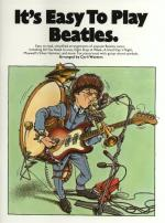 It's Easy To Play: Beatles Volume 1 Sheet Music