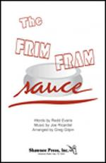 The Frim Fram Sauce Sheet Music
