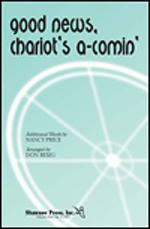 Good News, Chariot's a Comin' Sheet Music