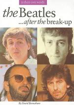 The Beatles After The Break-Up In Their Own Words Sheet Music